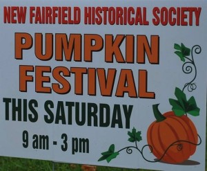 Annual Pumpkin Festival in New Fairfield October 10, 2015