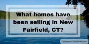 Home sales in New Fairfield CT 06812 Market report